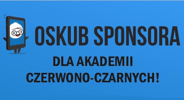Oskub sponsora!