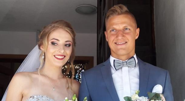Ślub Krystiana i Izabelli!