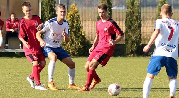 OLJ: Odra Opole - Start Namysłów 3-0
