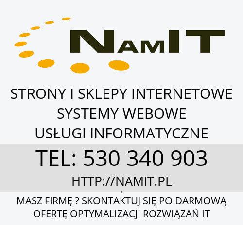 Systemy Webowe